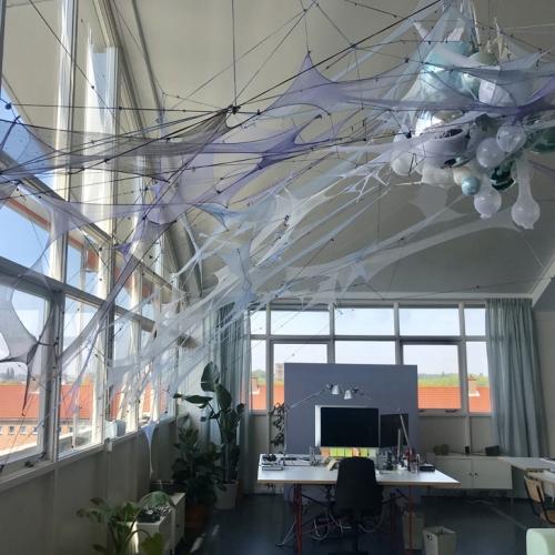 View at Studio Beige, Rotterdam, NL | 2018