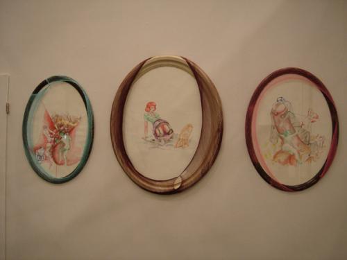 L'ecole des Caresses | 2009