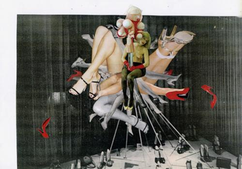 MMM Collages | 2001