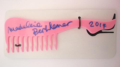 Funny leg comb | 2014